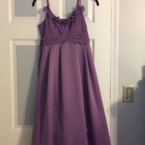 David's Bridal Dresses - Long dress